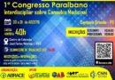 I Congresso Paraibano Interdisciplinar sobre Cannabis Medicinal – 30 e 31 de agosto