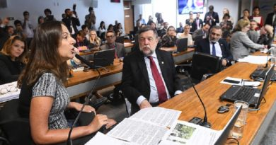 Senadora Mara Grabrili discursa sobre a liberação da Cannabis Medicinal no Brasil